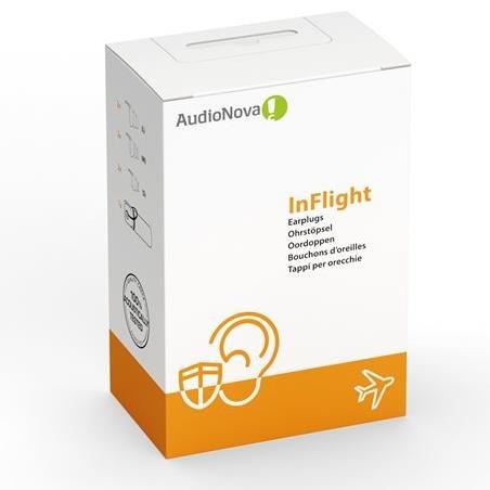 AudioNova - InFlight ørepropper til flypassagerer