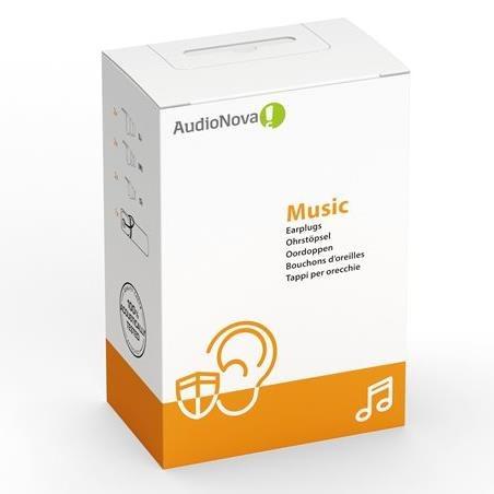 AudioNova Music – ørepropper til musik