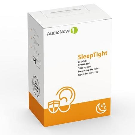 AudioNova - SleepTight ørepropper til personer med søvnproblemer