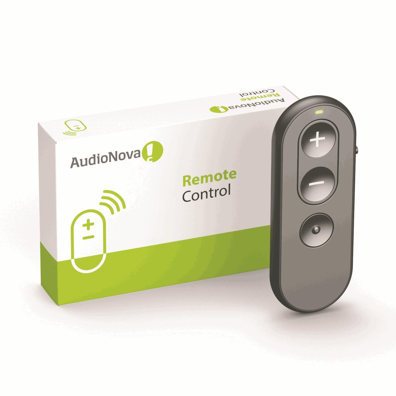 AudioNova - fjernbetjening