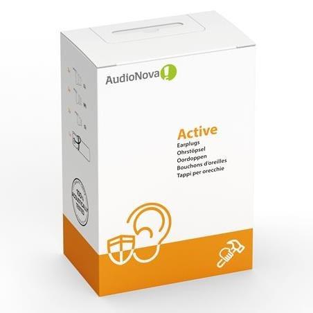 AudioNova Active – öronproppar för hemmafixaren