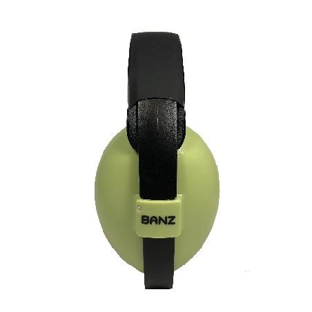 Banz - babyöronmuffar Leaf Green
