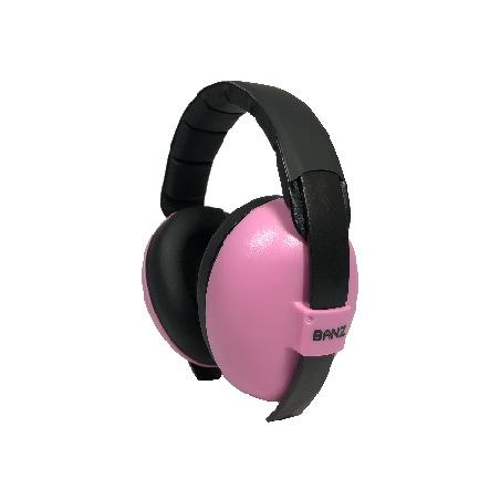 Banz - babyöronmuffar Petal Pink