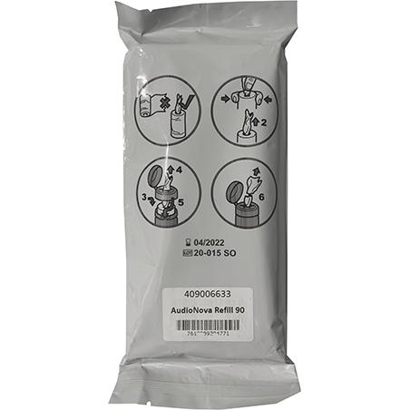 AudioNova – Nachfüllpackung Reinigungstücher