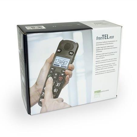 Humantechnik – freeTEL eco draadloze telefoon